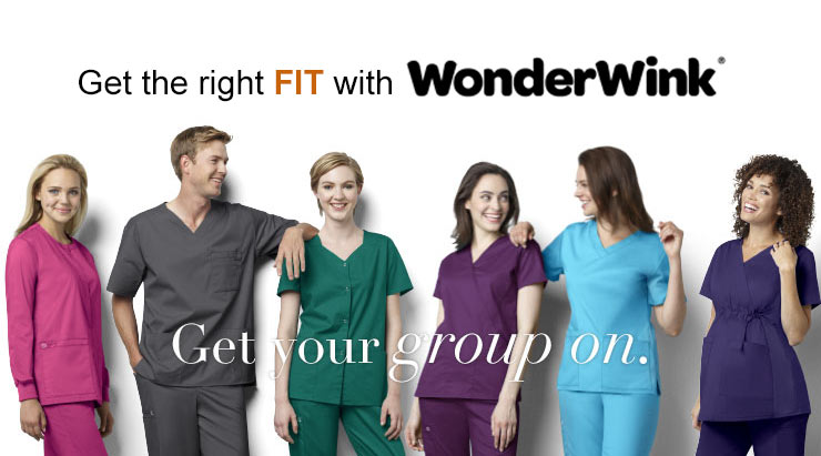 Get the rith FIT with WonderWink
